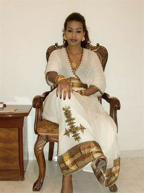 traditional dress eritrean traditional dress