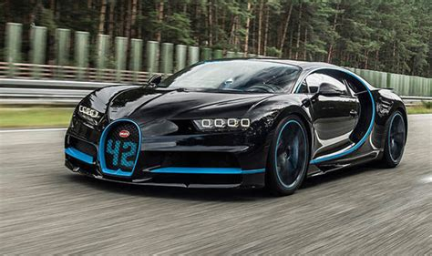 car bugatti 2017 bugatti chiron 2017 sets record for 0 249 0 in 42