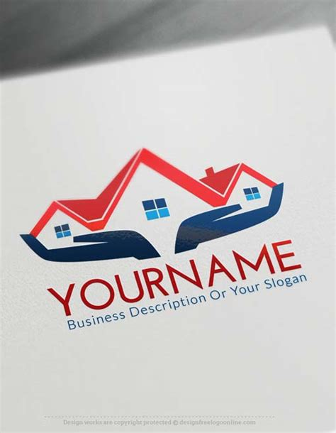 free design your logo create your own house logo free with logo designer