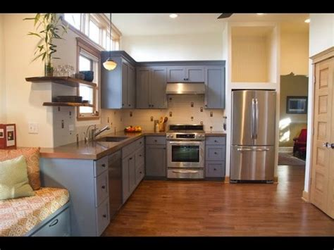 How To Paint Kitchen Cabinets Youtube grey kitchen cabinets grey kitchen cabinets with dark