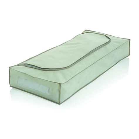 slim underbed storage wilko underbed storage bag beige deal at wilko offer