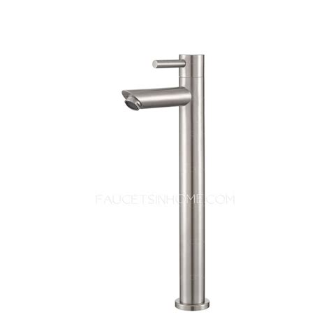 vessel sinks cheap cheap stainless steel heightening bathroom vessel sink faucets