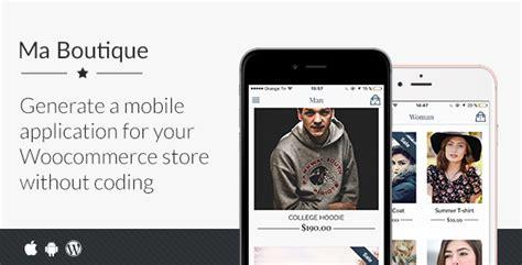 ionic woocommerce tutorial ma boutique full ionic mobile app for woocommerce