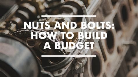 Namb Church Planter Salary by Nuts And Bolts How To Build A Church Budget Namb