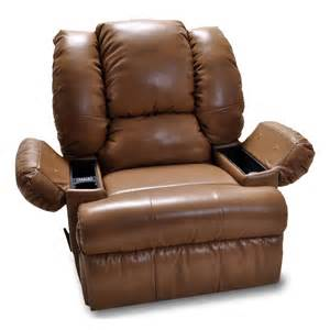 canton smart blend recliner