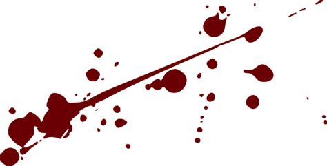 blood splatter hi png