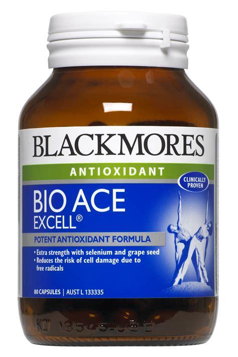 Vitamin Ace Blackmores Buy Blackmores Bio Ace Excell 80 Caps