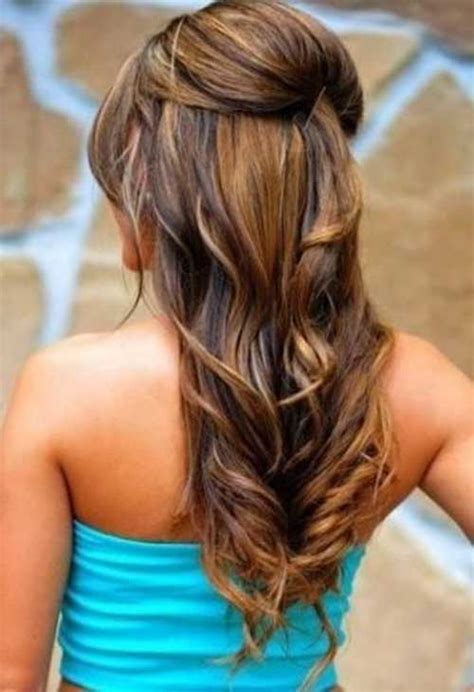 long hair big chunck color ideas for summer 35 long hairstyles for summer 2014 2015 hairstyles