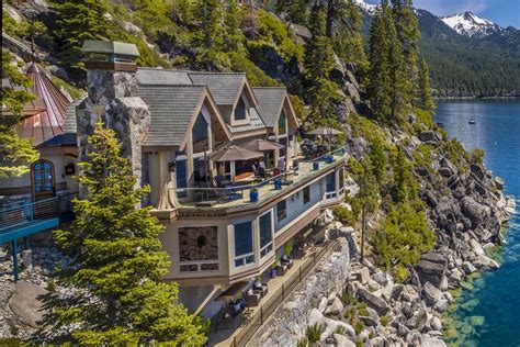 Lake Tahoe home seeks a whopping $75 million   Curbed SF