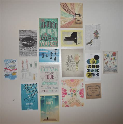 image college decor diy