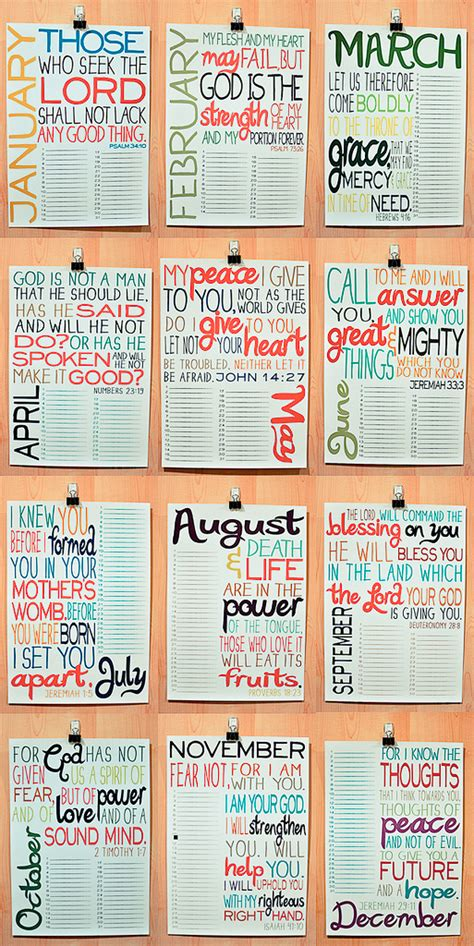 printable calendar you can add text scripture calendar cute idea for any type of text could