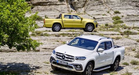 here s how much the new mercedes x class bakkie will