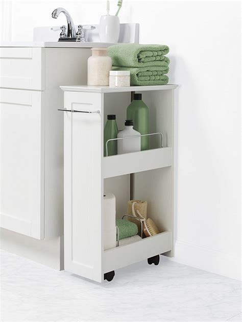 slimline bathroom storage cabinets 26 best bathroom storage cabinet ideas for 2018