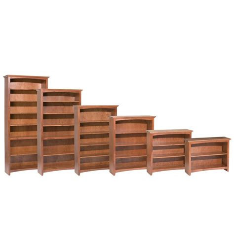 24 inch height bookcase 24 48 inch mckenzie bookcases unlimited furniture co
