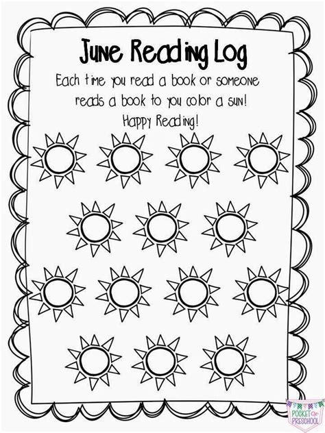 Parent Letter For Reading Log Pocket Of Preschool At Home Reading Logs Parent Letter Az Coloring Pages
