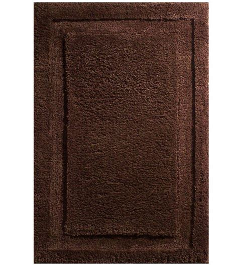 brown bathroom rugs chocolate brown bathroom rugs rugs ideas