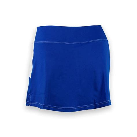 ssi team skirt royal blue s tennis apparel