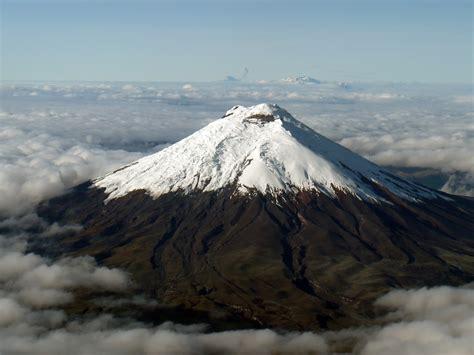 imagenes satelitales volcan cotopaxi cotopaxi volcan cotopaxi