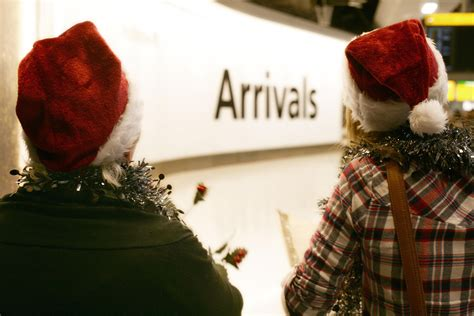 heathrow christmas under way airports international
