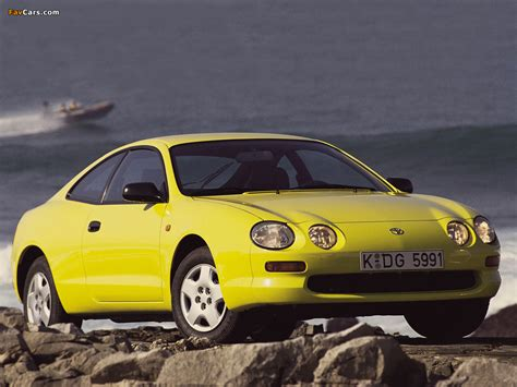 99 Toyota Celica Toyota Celica 1994 99 Wallpapers 1024x768