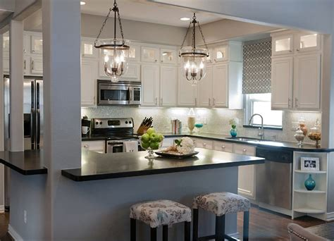 Kitchen Lighting Sets Mesmerizing Unique Kitchen Lighting Set With Home Office Interior The Information Home