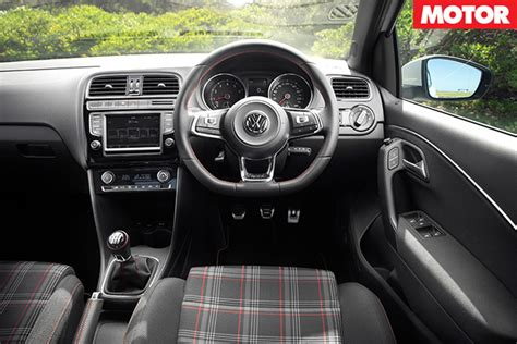 volkswagen polo 2016 interior 2016 volkswagen polo gti review