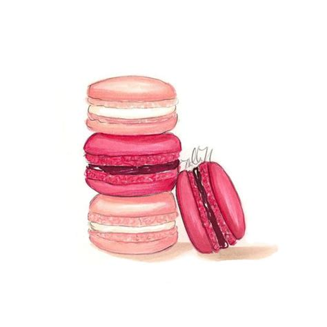 Look What They Are Doing To Macaron by Macarons Print Pisos Hora T 233 Y Oscuridad