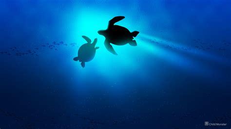 turtles background sea turtles desktop wallpaper 60 images