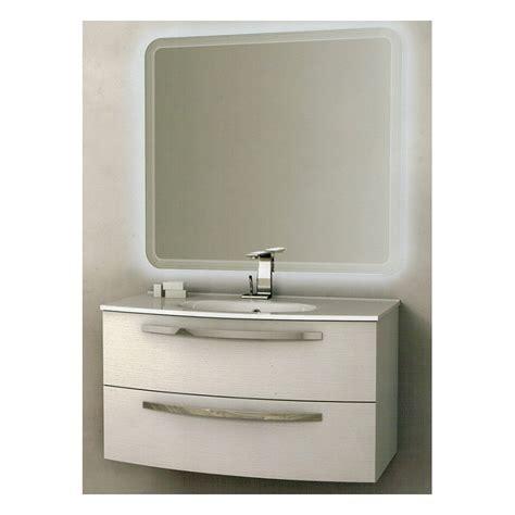 mobile bagno 100 cm baden haus mobile da bagno sospeso da 100 cm
