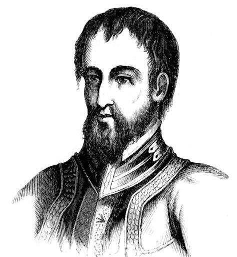 biography spanish explorers hernando de soto clipart etc