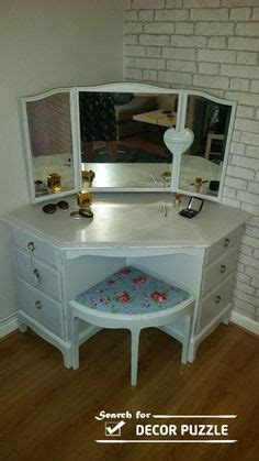 1000 images about corner dressing table on