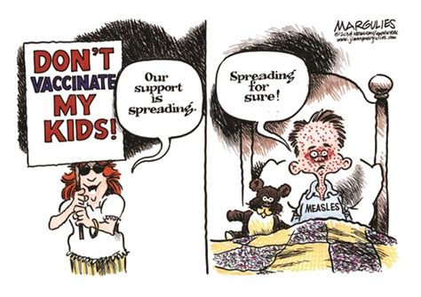 ideological constructs of vaccination books politicalcartoons