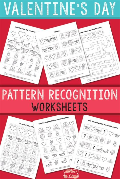 pattern recognition research topics 26709 best activities for kids images on pinterest