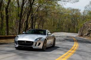 2016 Jaguar F Type Coupe 2016 Jaguar F Type R Coupe Test Review Motor Trend