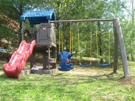 tikes swing set durable and safety tikes swing set home design resort
