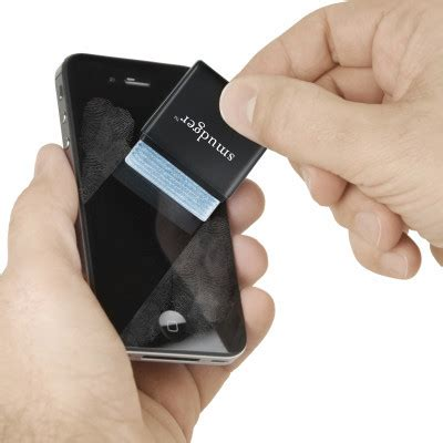 Chalkboard And Eraser Cell Phone by Smudger 174 Touchscreen Eraser Cleans Smudges