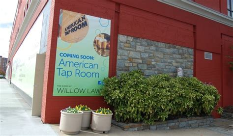 American Tap Room by American Tap Room Is Heading To The Shops At Willow Lawn