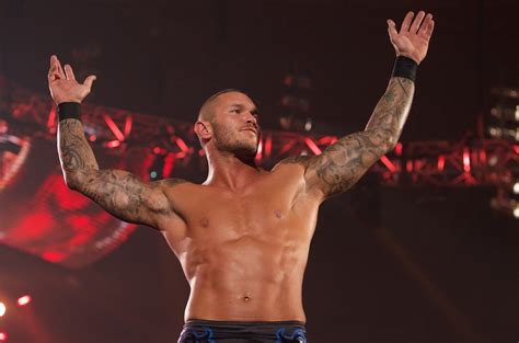 randy orton wwe backstage news rare photos randy orton randy orton rko outta nowhere fetch publicity