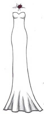 coloring pages dresses free prom dresses coloring pages