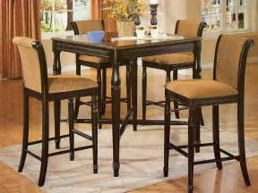 Furniture Kitchen Table Bloombety Small Kitchen Table Sets With Nice Design