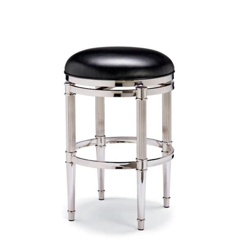 Bar Stools Birmingham by Birmingham Backless Counter Stool 26 Quot H Seat Frontgate