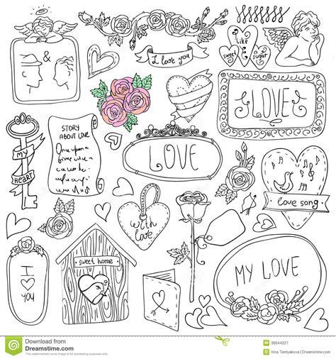 free doodle labels vintage label set set of labels and royalty free