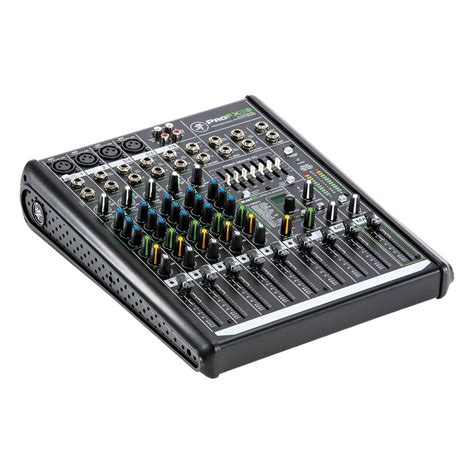 Mixer Mackie mackie profx8v2 8 channel professional effects mixer at