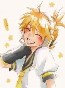 len vocaloid kagamine len 3 anime