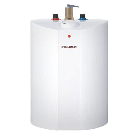 Small Water Heaters Electric Home Depot Stiebel Eltron Shc 4 Gal 2 Year Electric Point Of Use