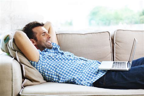 relaxing on the couch 13 things that sums up what guys need in a relationship
