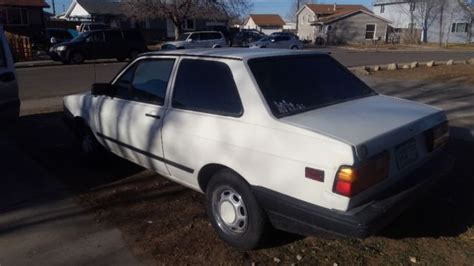 manual cars for sale 1992 volkswagen fox security system 1992 volkswagen fox for sale volkswagen fox 1992 for sale in fort lupton colorado united states