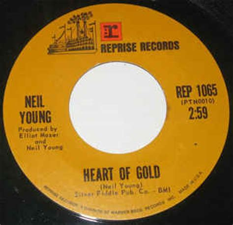 neil young heart of neil young heart of gold at discogs