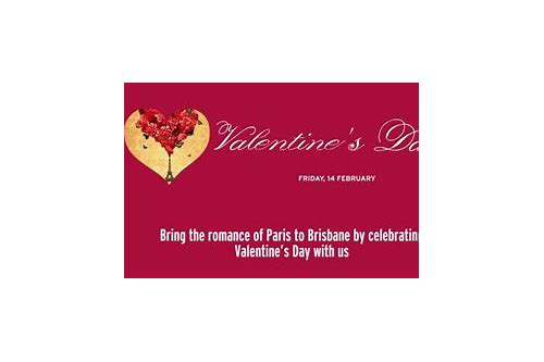 valentine's deals restaurants