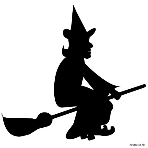 printable pumpkin stencils witch best photos of halloween witch stencils printable